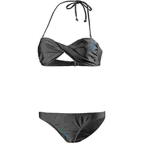 Maui Wowie Bikini Set Damen dunkel grau