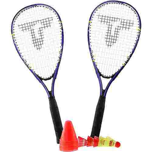 talbot torro speed badmintonset 6000 badminton set blau gelb im online shop von sportscheck kaufen. Black Bedroom Furniture Sets. Home Design Ideas