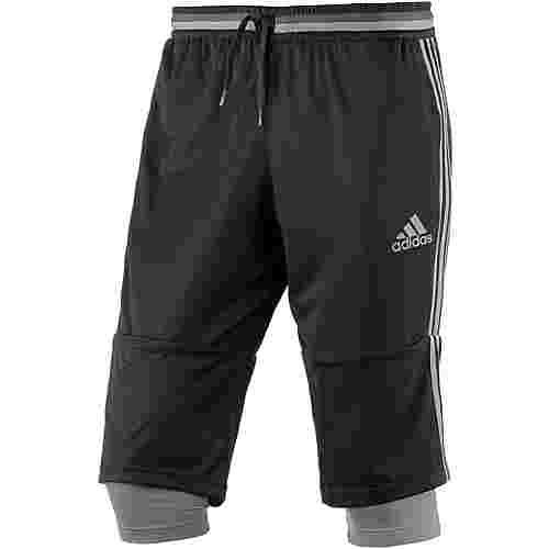 adidas Condivo 16 Trainingshose Herren schwarz/grau