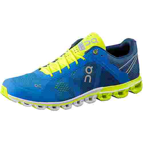 On Cloudflow Training Schuhe blau Laufen