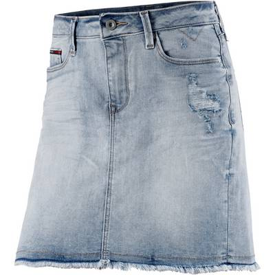 Tommy Hilfiger Jeansrock Damen light denim