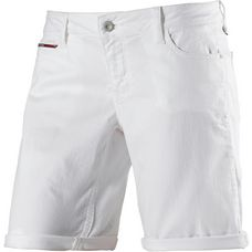 Tommy Hilfiger Jeansshorts Damen white denim