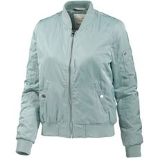 TOM TAILOR Bomberjacke Damen smoke green