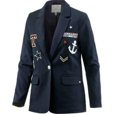 TOM TAILOR Blazer Damen navy