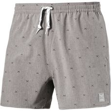 iriedaily Flag X Swim 2 Shorts Herren grau