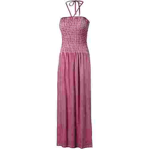 Mogul Bandeaukleid Damen pink washed