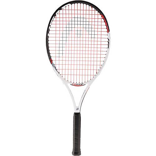 head speed 26 tennisschl ger kinder schwarz wei orange im online shop von sportscheck kaufen. Black Bedroom Furniture Sets. Home Design Ideas