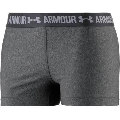 Under Armour Heatgear Tights Damen grau/anthrazit/melange