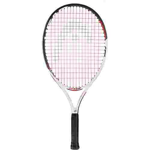 HEAD Speed 23 Tennisschläger Kinder schwarz/weiß/orange