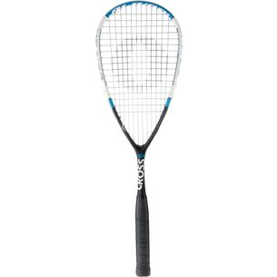 OLIVER CROSS 9 Squashschläger schwarz-weiß-blau