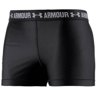 Under Armour Heatgear Tights Damen schwarz