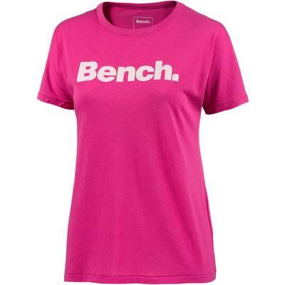 Bench T-Shirt Damen pink