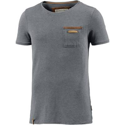 Naketano Suppenkasper VI T-Shirt Herren blau washed