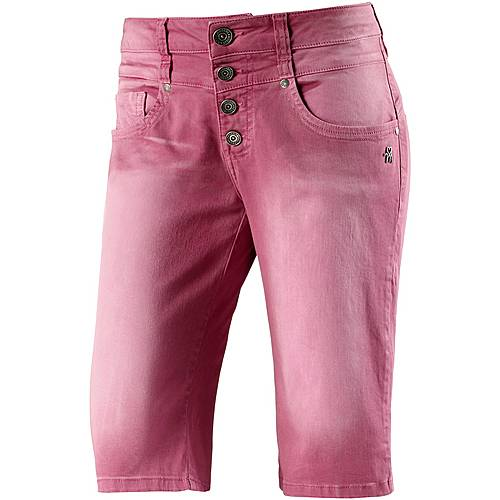 Mogul Juno Jeansshorts Damen pink washed