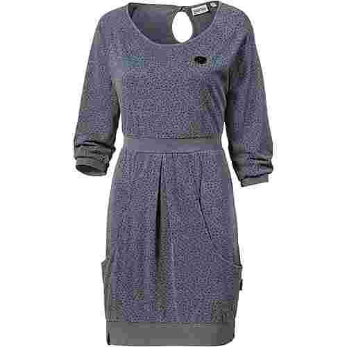 Naketano The End Jerseykleid Damen indigo melange