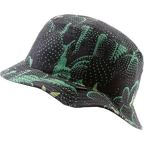 Quiksilver Urban Warrior Hut Herren schwarz/grün