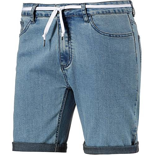 iriedaily Slim Shot2 Shorts Herren blue denim
