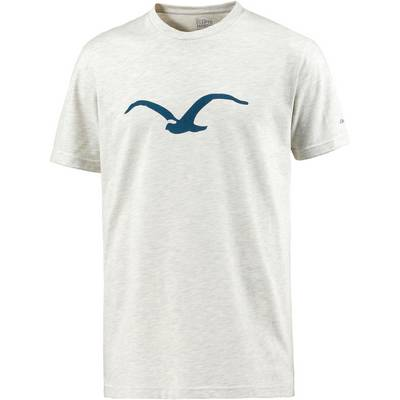 Cleptomanicx Mowe T-Shirt Herren heather creme