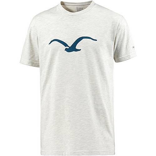 Cleptomanicx Mowe T-Shirt Herren heather creme