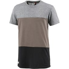 Ragwear T-Shirt Herren grau/taupe/schwarz