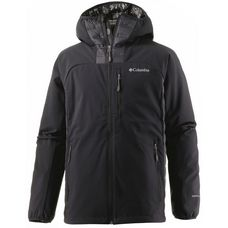 Columbia Dutch Hollow Hybrid Daunenjacke Herren schwarz