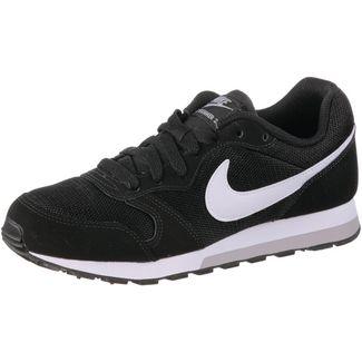 Nike MD Runner Sneaker Kinder schwarz