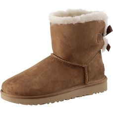 Ugg Mini Bailey BOW II Stiefel Damen beige