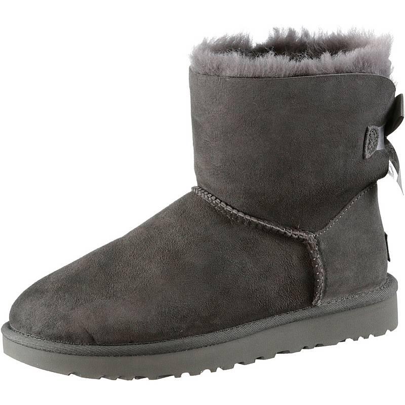 72997aeb14 sweden ugg bailey button 5803 chestnut boots b7435 b6a2a; usa ugg mini bailey  bow ii stiefel damen grau 1a1bd 2b008