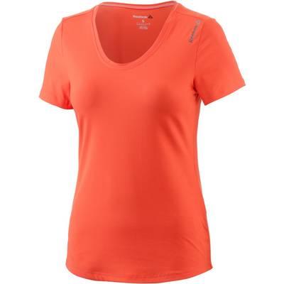Reebok Workout T-Shirt Damen rot