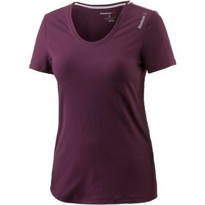 Reebok Workout T-Shirt Damen lila