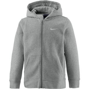 Nike Sweatshirt Kinder grau