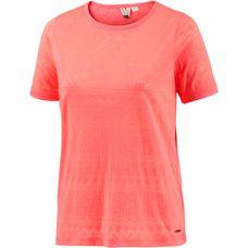 Roxy T-Shirt Damen koralle