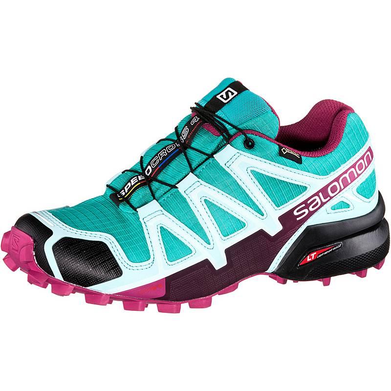Salomon SPEEDCROSS 4 GTX® Trailrunning Schuhe Damen schwarz im Online Shop von SportScheck kaufen