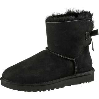 Ugg Mini Bailey BOW II Stiefel Damen black
