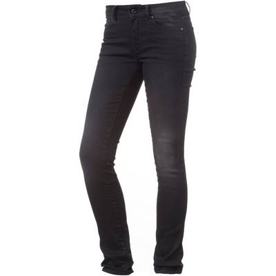 G-Star 3301 High Skinny Fit Jeans Damen black denim