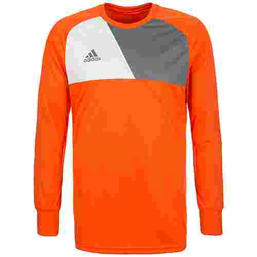 adidas Assita 17 Torwarttrikot Herren orange / grau