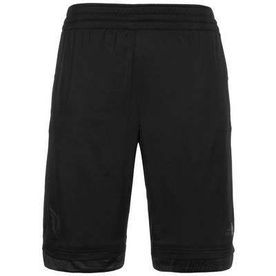 adidas Dame Icon Basketball-Shorts Herren schwarz