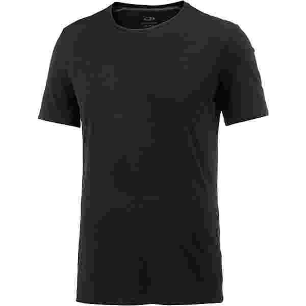 Icebreaker Merino Anatomica Unterhemd Herren black