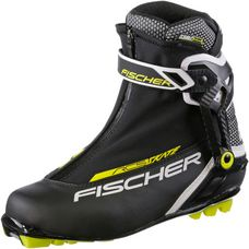 Fischer RC 5 Skate Langlaufschuhe schwarz/weiß