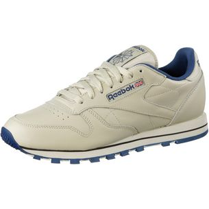 Reebok Classic Leather Sneaker Herren ecru