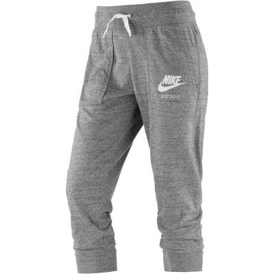 Nike Gym Vintage Sweathose Damen grau/melange