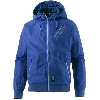 Crosshatch Kapuzenjacke Herren royal