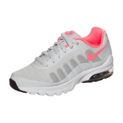 Nike Air Max Invigor Sneaker Kinder hellgrau / pink