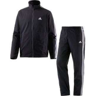 adidas Woven Light Trainingsanzug Herren schwarz