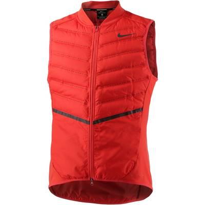 Nike Aeroloft Laufweste Herren orange