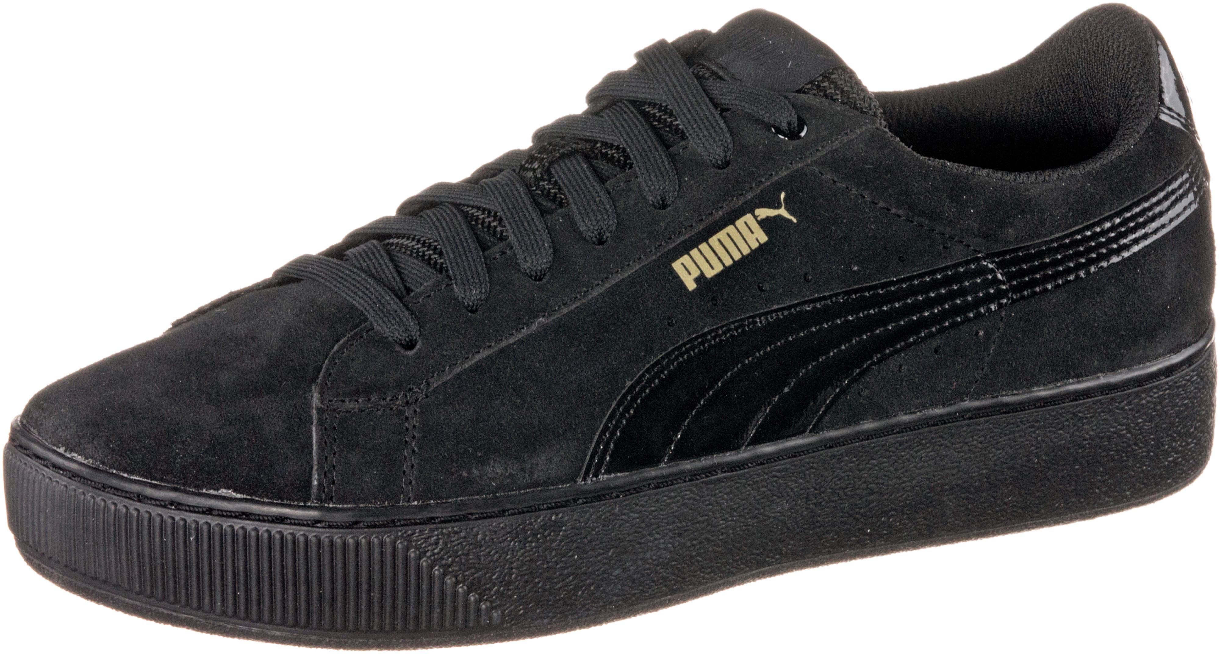 PUMA VIKKY VIKKY VIKKY PLATFORM Turnschuhe Damen schwarz im Online Shop von SportScheck kaufen Gute Qualität beliebte Schuhe edaf37