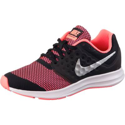 Nike Downshifter Laufschuhe Kinder schwarz
