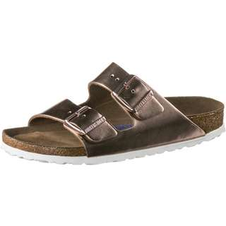 Birkenstock Arizona Sandalen Damen metallic copper