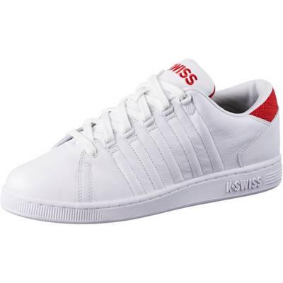 K-Swiss Lozan III TT Sneaker Herren weiß-rot