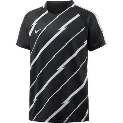Nike Squad Funktionsshirt Kinder schwarz/weiß